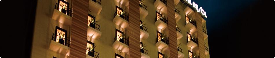 地図で見るリソルホテル&リゾート